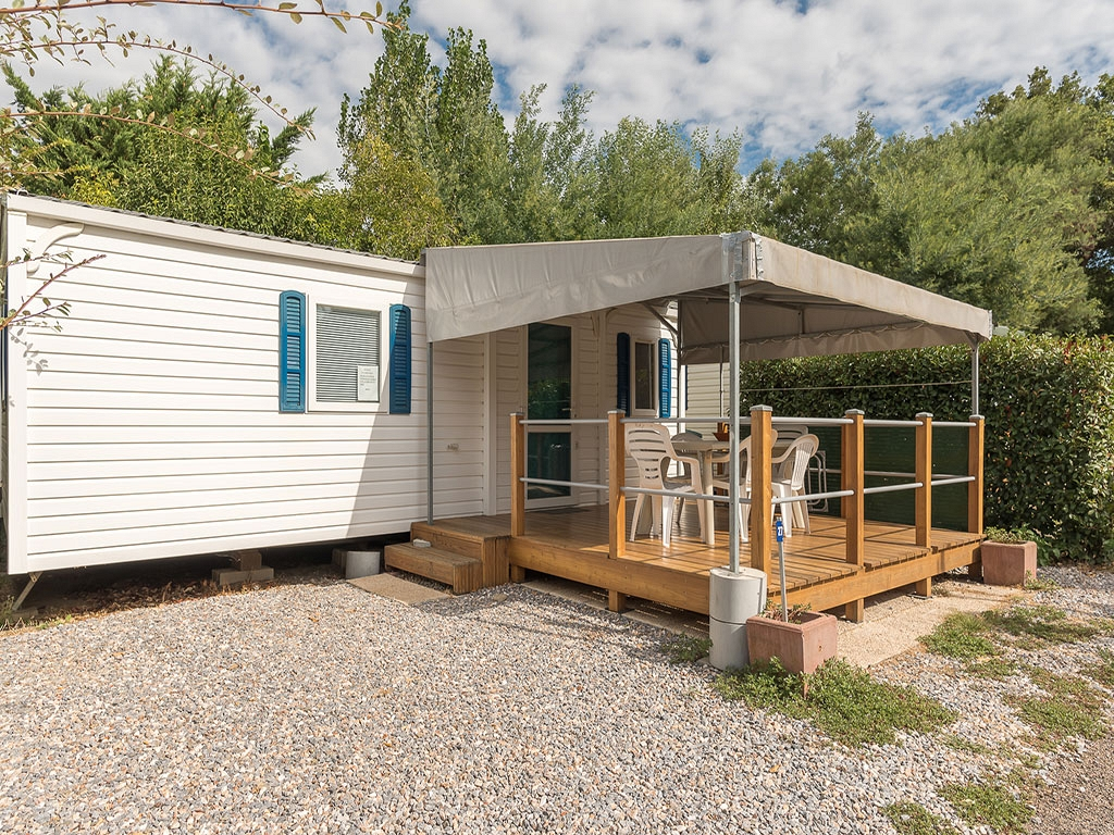 Cottage standard 6 people 2 bedrooms (air conditioned)(2)